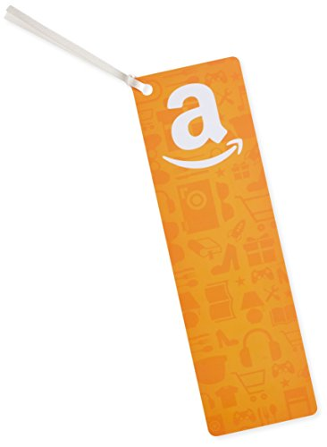 Amazon.deGeschenkgutschein als Lesezeichen – 50 EUR (Amazon A)