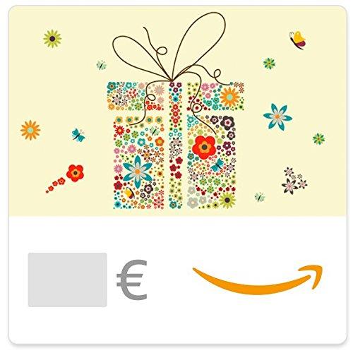 Amazon.de Gutschein per E-Mail (Geschenbox mit Blumen)