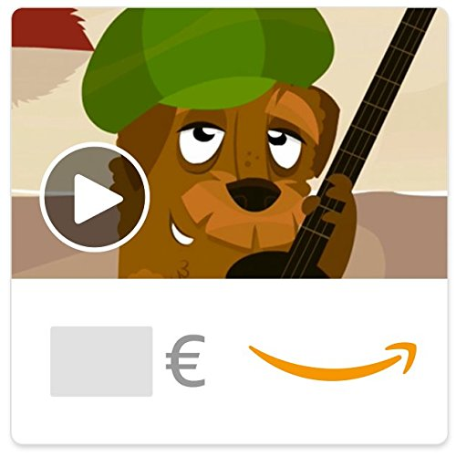 Digitaler Amazon.de Gutschein mit Animation (Reggaeständchen) [American Greetings]