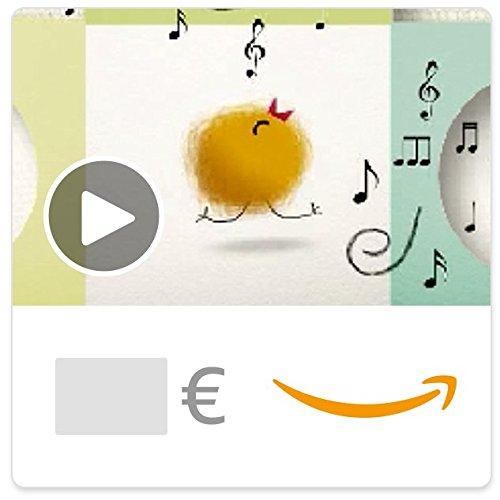 Digitaler Amazon.de Gutschein mit Animation (Geburtstagsbotschaft) [American Greetings]