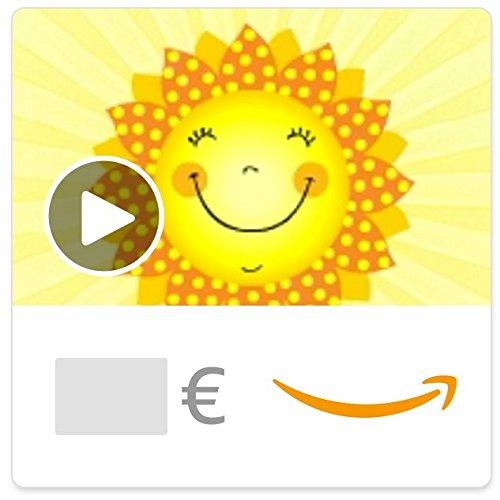 Digitaler Amazon.de Gutschein mit Animation (Blumen zum Geburtstag) [American Greetings]