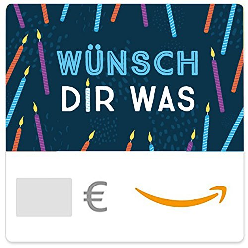 Digitaler Amazon.de Gutschein (Wuensch dir was)