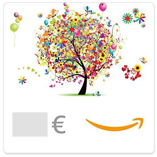 Digitaler Amazon.de Gutschein (Geschenkbaum)