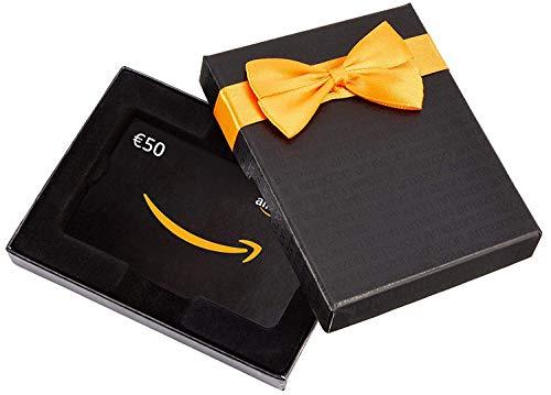 Amazon.de Geschenkkarte in Geschenkbox – 50 EUR (Alle Anlässe)